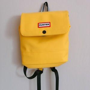 Hunter X Target Medium Yellow Backpack